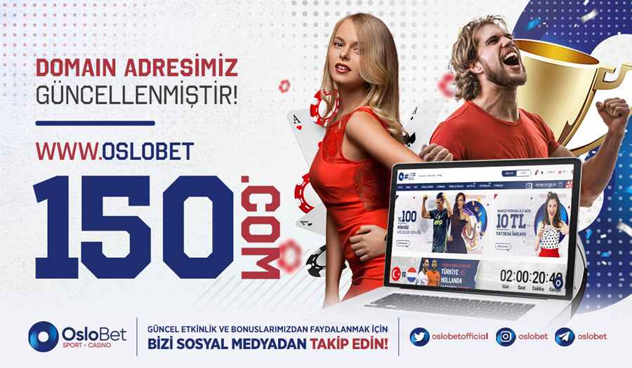 Güncel Oslobet Giriş - Oslobet Casino Giriş , Oslo 150 Oldu