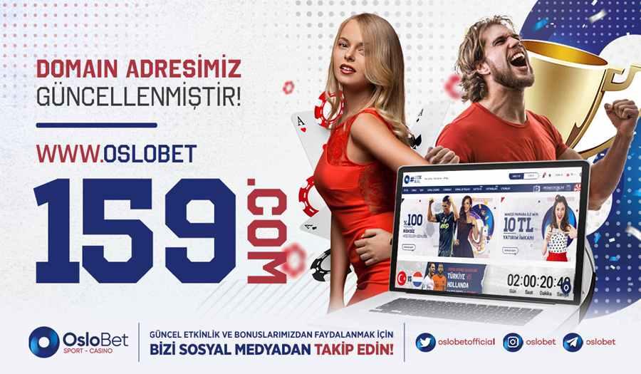 Oslobet Yeni Giriş Adresi , Oslobet159.com Oslobet Değişti